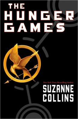 Cover: The Hunger Games by Suzanne Collins