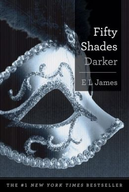 Cover: Fifty Shades Darker by E. L. James