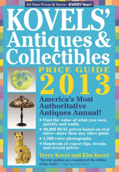 Cover: The Kovel's Antiques & Collectibles Price List by Ralph and Terry Kovel