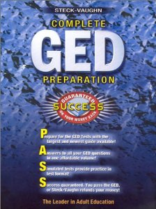 Cover: Steck-Vaughn Complete GED Preparation