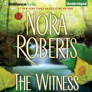 Cover: The Witness by Nora Roberts