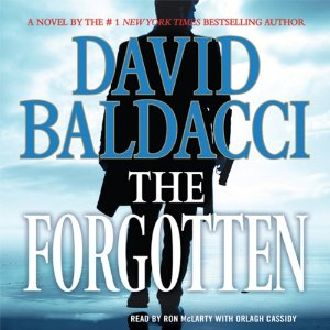 Cover: The Forgotten by David Baldacci