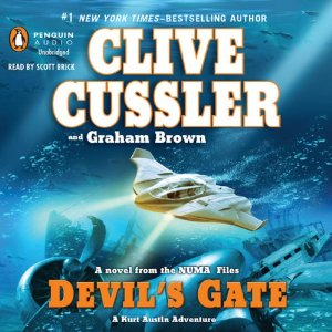 Cover: Devil's Gate by Clive Cussler and Graham Brown