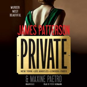 Cover: Private by James Patterson