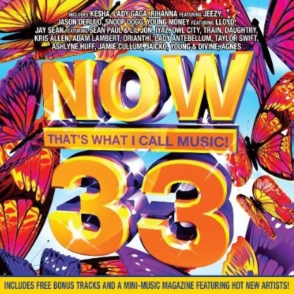 Cover: Now That's What I Call Music! 33