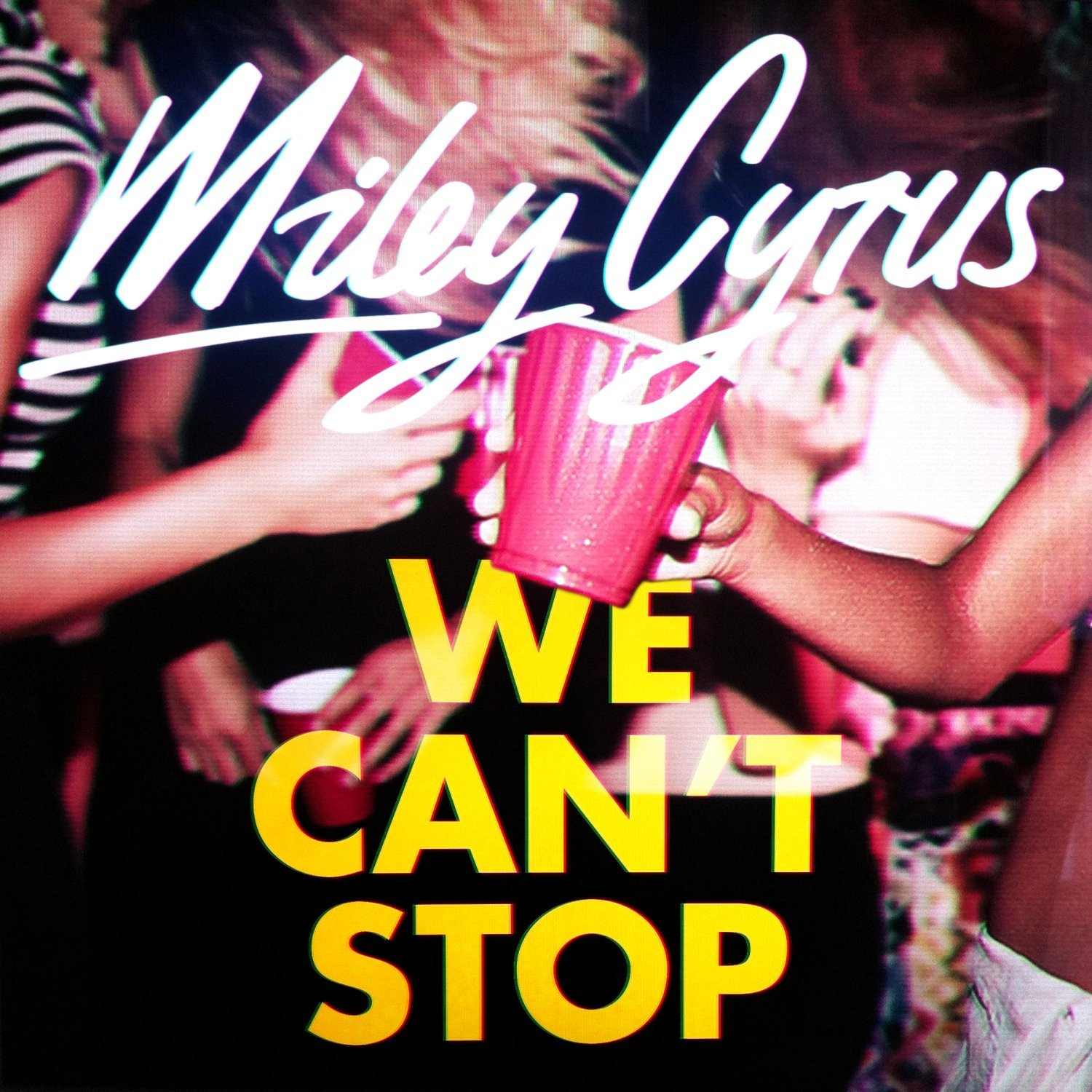 Cover: We Can't Stop by Miley Cyrus