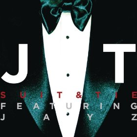 Cover: Suit & Tie by Justin Timberlake featuring JAY Z