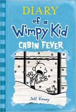Cover:  Diary of a Wimpy Kid: Cabin Fever by Jeff Kinney