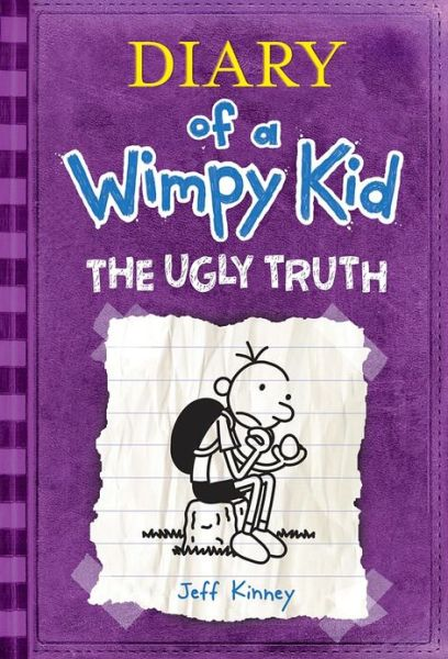 Cover: Diary of a Wimpy Kid: the Ugly Truth by Jeff Kinney