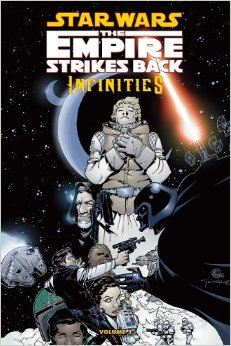 Cover: The Empire Strikes Back by David Land