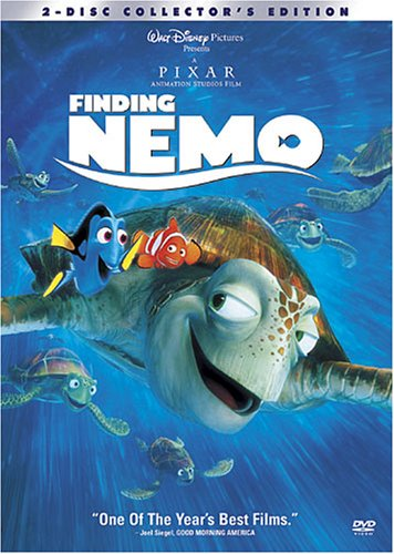 Cover: Finding Nemo