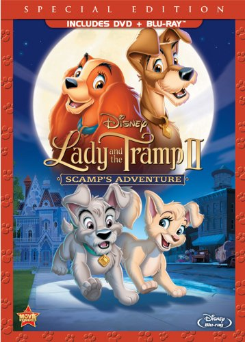 Cover: Lady and the Tramp II