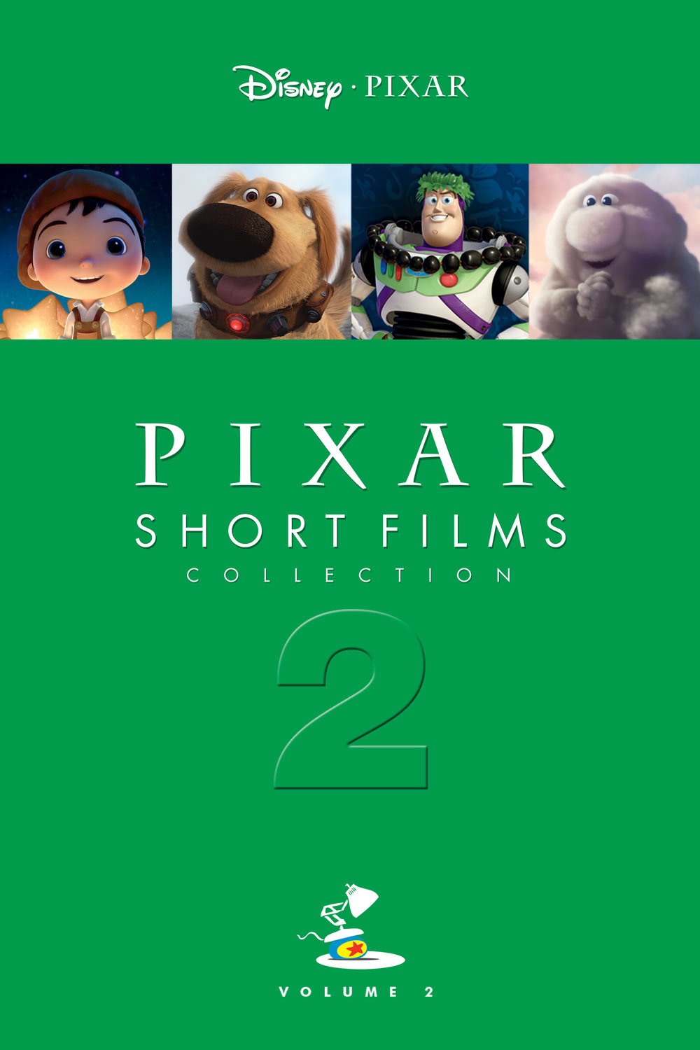 Cover: Pixar Short Films Collection Volume 2