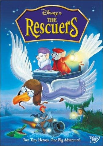 Cover: The Rescuers