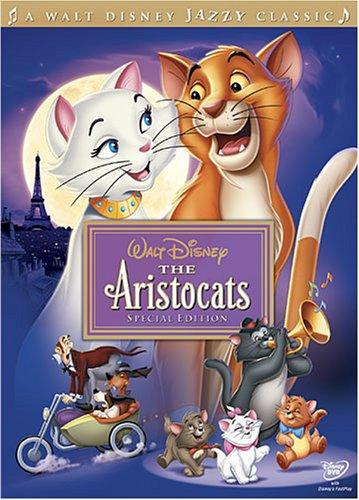 Cover: The Aristocats
