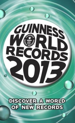 Cover: Guinness World Records