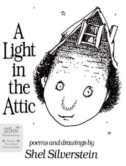 Cover: A Light in the Attic by Shel Silverstein