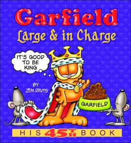 Cover: Garfield Large &  In Charge by Jim Davis