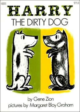 Cover:  Harry, the Dirty Dog by Gene Zion