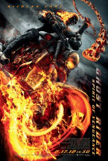 Cover: Ghost Rider: Spirit of Vengeance