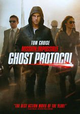 Cover: Mission: Impossible: Ghost Protocol
