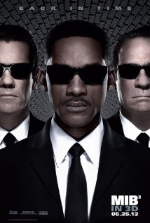 Cover: Men in Black 3