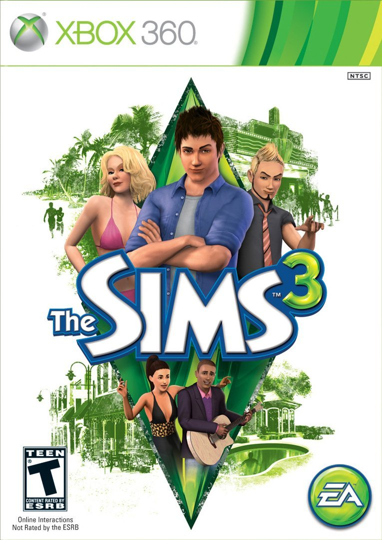 Cover: The Sims 3