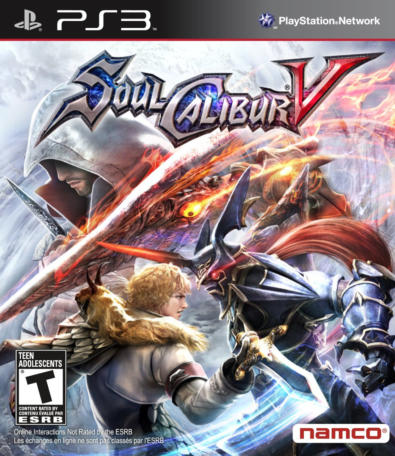 Cover: Soul Calibur V