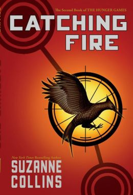 Cover: Catching Fire by Suzanne Collins