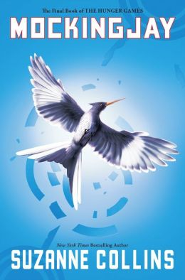 Cover: Mockingjay by Suzanne Collins