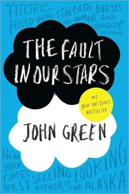 Cover: The Fault In Our Stars by John Green