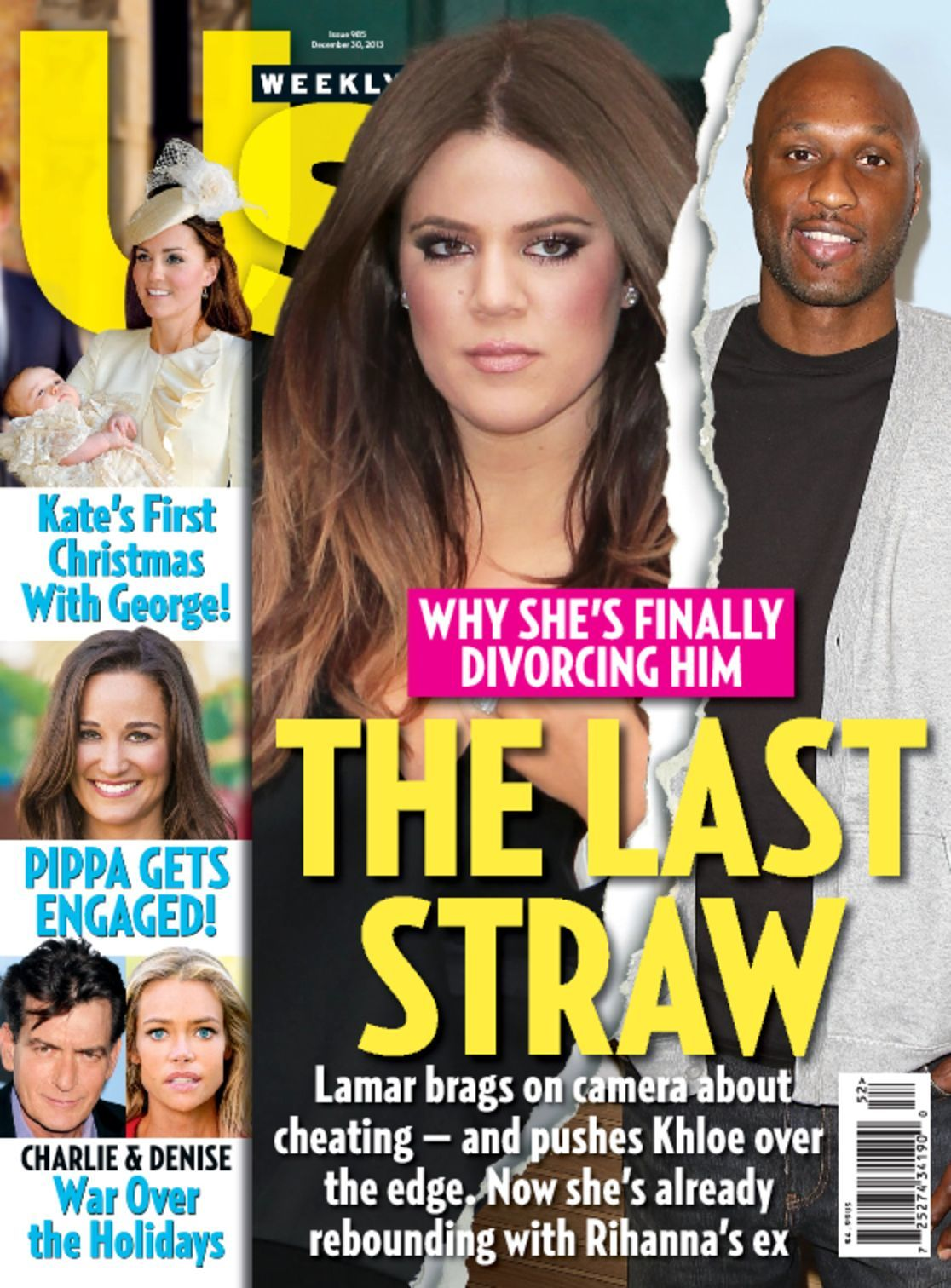 Cover: US Weekly