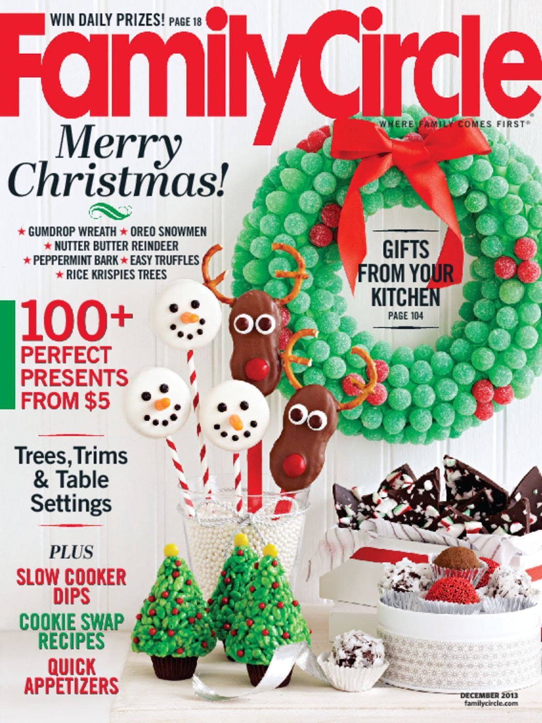 Cover: Family Circle