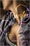 Cover: Triangles by Ellen Hopkins