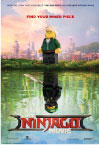 Poster: The Lego Ninjago Movie