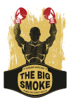 NEA Big Read 2019: The Big Smoke Logo
