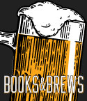Glass of Bear with Books & Brews