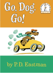 Cover: Go, Dog. Go! by Eastman