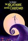 Poster: The Nightmare Before Christmas
