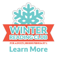 Winter Reading Club Sign Up Begins February 1