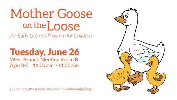 Mother Goose with Two Gooslings and Mother Goose on the Loose Information