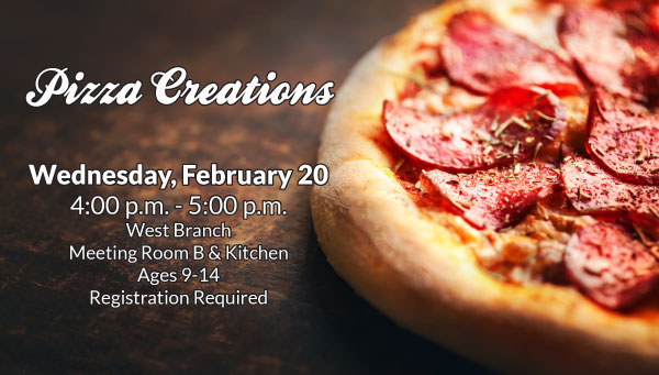 Pepperoni Pizza with Pizza Creations Information