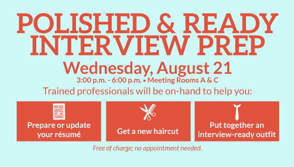 Polished & Ready Interview Prep Information