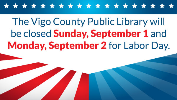 Stars & Strips with Labor Day Closing Information