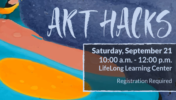 Abstract Painting with Art Hacks Information