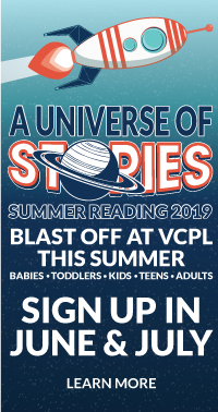 A Universe of Stories: Summer Reading 2019