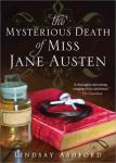 Cover: The Mysterious Death of Miss Jane Austen, Lindsay Ashford