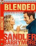 Blended starring Adam Sandler and Drew Barrymore