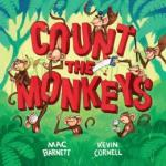 Cover: Count the Monkeys By: Mac Barnett