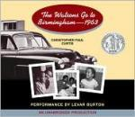 Cover: The Watsons Go to Birmingham by Christopher Paul Curtis